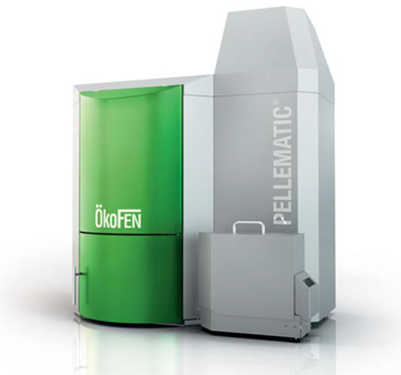 Organic Energy | Biomass Boilers, Stoves & Solar Thermal ...